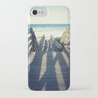 boardwalk empire iPhone & iPod Cases featuring Boardwalk by Essence of Avalon