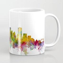 Edmonton Canada Skyline Coffee Mug