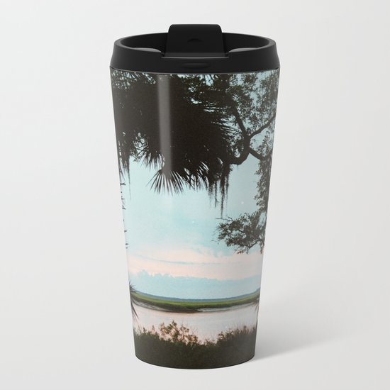 Cumberland Island Metal Travel Mug