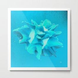SPHeRe GLoP | RGB | BLUE Metal Print