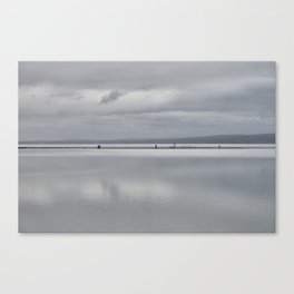 Marine Lake, West Kirby, #3 Canvas Print