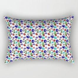 Cosmic Adventure Rectangular Pillow