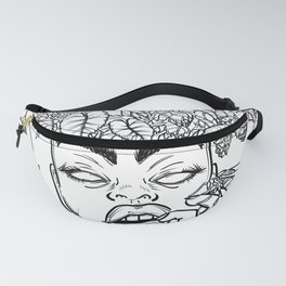 Beer's Nymph Fanny Pack