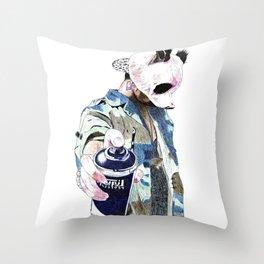 NekVision Throw Pillow