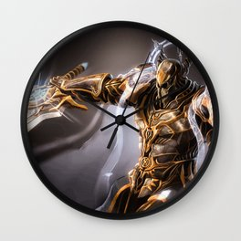 DIABLOGAME Wall Clock