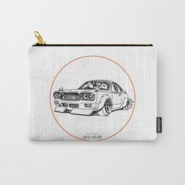 Crazy Car Art 0079 Carry-All Pouch