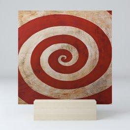 Sideshow Carnival Spiral Mini Art Print