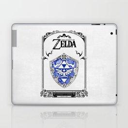 Zelda legend - Hylian shield Laptop & iPad Skin