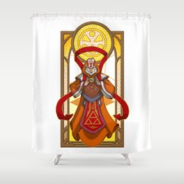 Sage of Light Shower Curtain