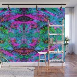 Hazy Visions V Wall Mural