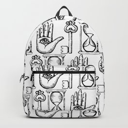 The Answer Backpack