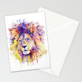 The New King Stationery Cards