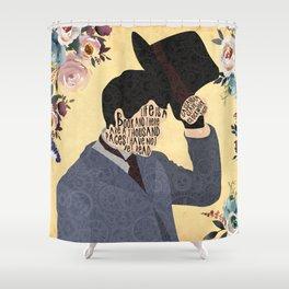 Will Herondale - Clockwork Angel Shower Curtain