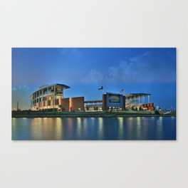 Baylor University's McLane Stadium Canvas Print