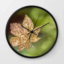 Suspended Wall Clock