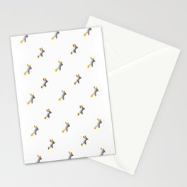 Toy Pattern (Little felt squirrel-rat) Stationery Cards
