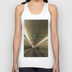 The Tunnel Unisex Tank Top