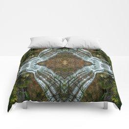 Diamond Falls Comforters
