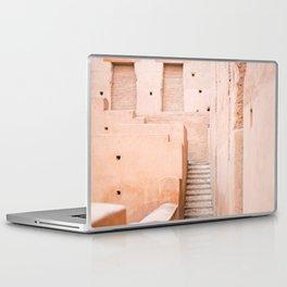 Colors of Marrakech Morocco - El badi palace photo print   Pastel travel photography art Laptop & iPad Skin