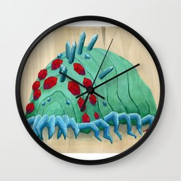 crystal ohmu Wall Clock