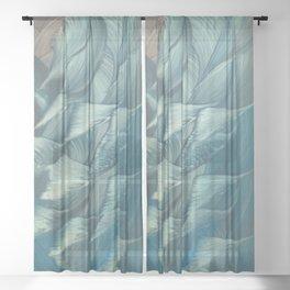 Proteus Sheer Curtain