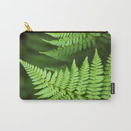 Fern Leaf Carry-All Pouch