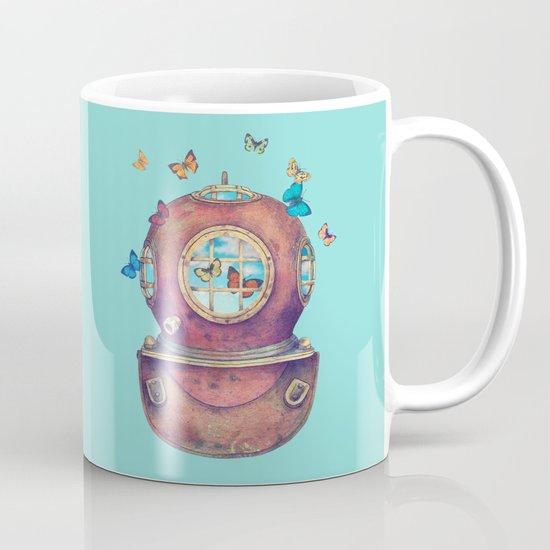 Inner Space - colour option Mug