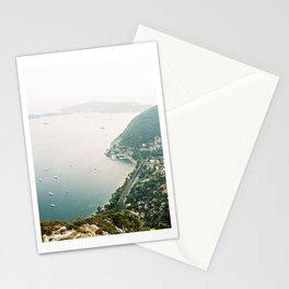 Eze Village, French Riviera Stationery Cards