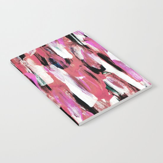 Colourful Feathers Notebook