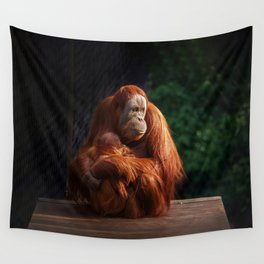 Dinner Time (3x2 crop) Wall Tapestry