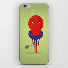 My bug hero! iPhone & iPod Skin
