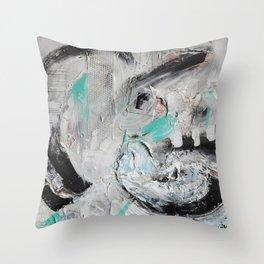 The Sea Within  Throw Pillow