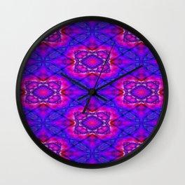 Pattern No6 Wall Clock