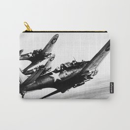Vintage fighters Carry-All Pouch