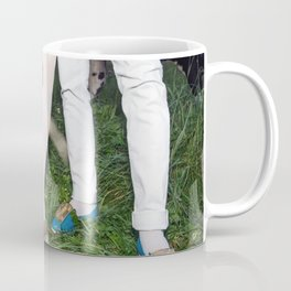 The queen is thirsty. Really, really thirsty Coffee Mug