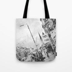 Take Shelter Tote Bag
