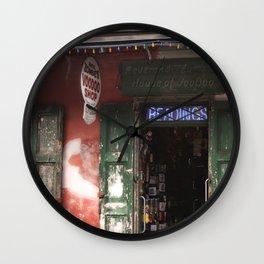 NOLA House of VooDoo Wall Clock