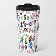 Cute Steven Universe Doodle Travel Mug