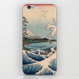 The Sea of Satta iPhone Skin