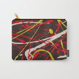 Ketchup Chaos Carry-All Pouch
