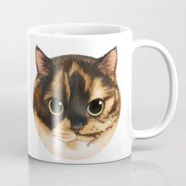 Round Cat - Lang Coffee Mug