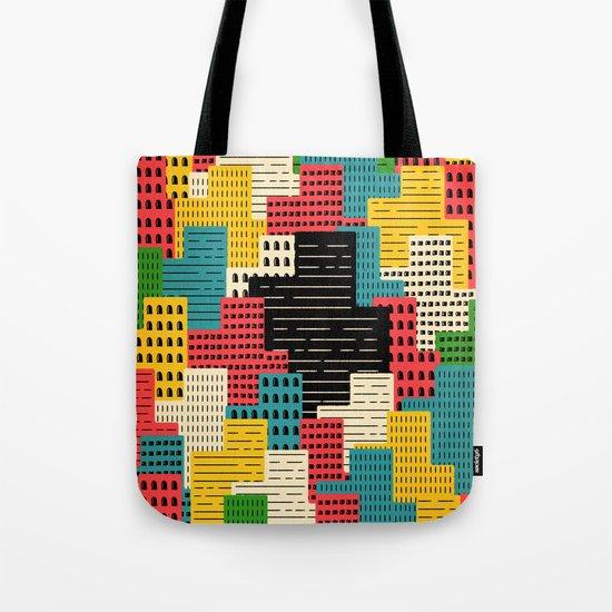 Buildingburgh Tote Bag