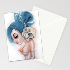 Cold Audibility Stationery Cards