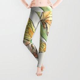 Butterfly Tango Leggings