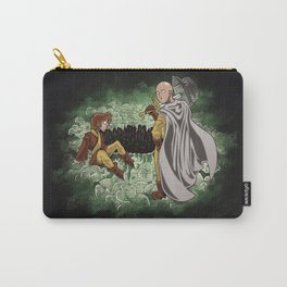King Saitama Carry-All Pouch