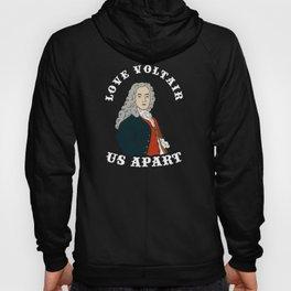 Love Voltaire Us Apart Hoody