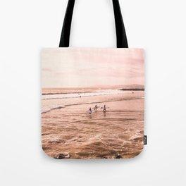 San Diego Surfing Tote Bag