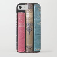library iPhone & iPod Cases featuring library by Liudvika's Lens