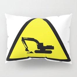 under construction Pillow Sham