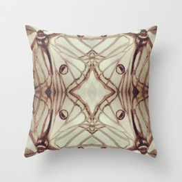 Spanish Moon Moth #1 Throw Pillow